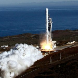 10 Iridium Communications Satellites Launched by SpaceX's Falcon 9