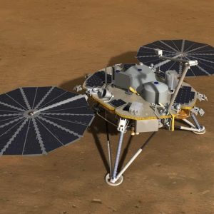 NASA's InSight Probe to Achieve Milestone of adding Protective Hat