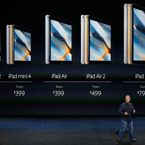 Apple Launched iPad Air and iPad Mini a Week before Its Streaming Launch