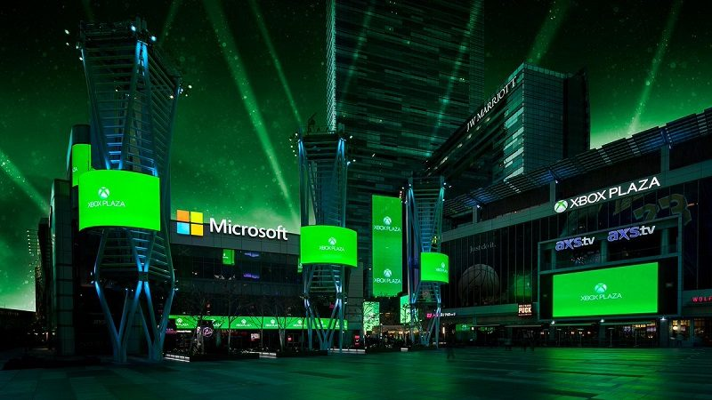 Microsoft's Next-Gen Xbox Project Scarlett is on the Horizon