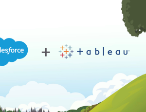 Salesforce to Acquire Tableau for 15 Billion USD