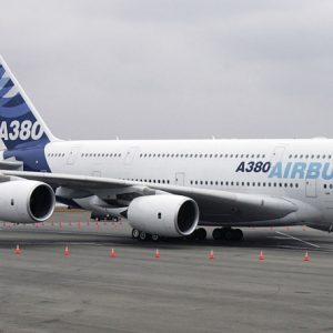 Airbus, European Aerospace Giant to Stop Production of A380 Superjumbo Jet