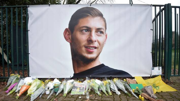 Emiliano Sala's Missing Plane Wreckage Found in English Channel