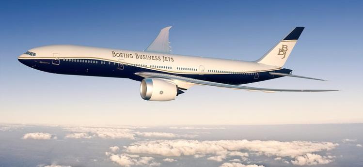 Boeing Unveils its New Jetliner 777X
