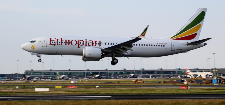 Ethiopian Airlines Jet Crashed Just 6 Minutes after Its takeoff!