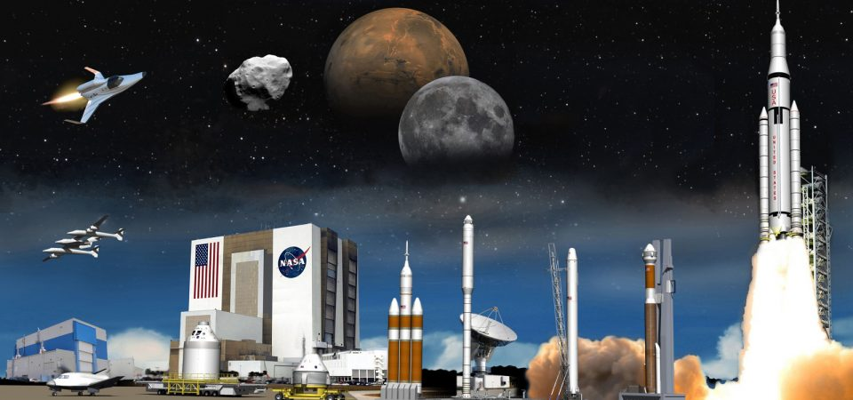 NASA to Partner with SpaceX, Blue Origin and More For Space Missions