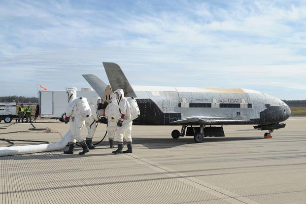 Experimental US Air Force Space Plane Has Broken the Record for Orbital Spaceflight