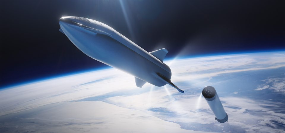 Elon Musk Shared New Pictures of SpaceX's Orbital Starship Prototype in Progress