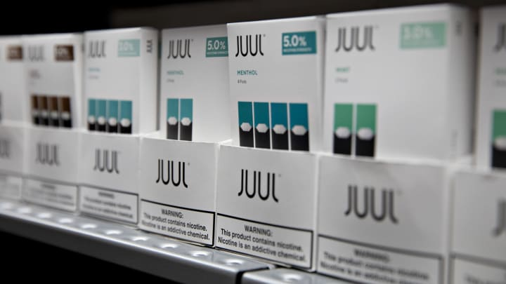 FDA Issues Ban on Vaping Products with Fruit and Mint Flavors
