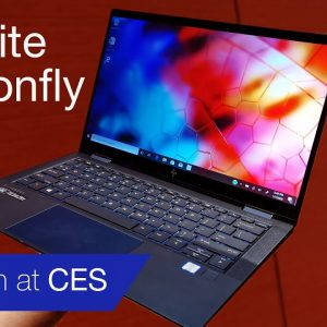 HP's Elite Dragonfly series to Get Tile's Tracking Technology